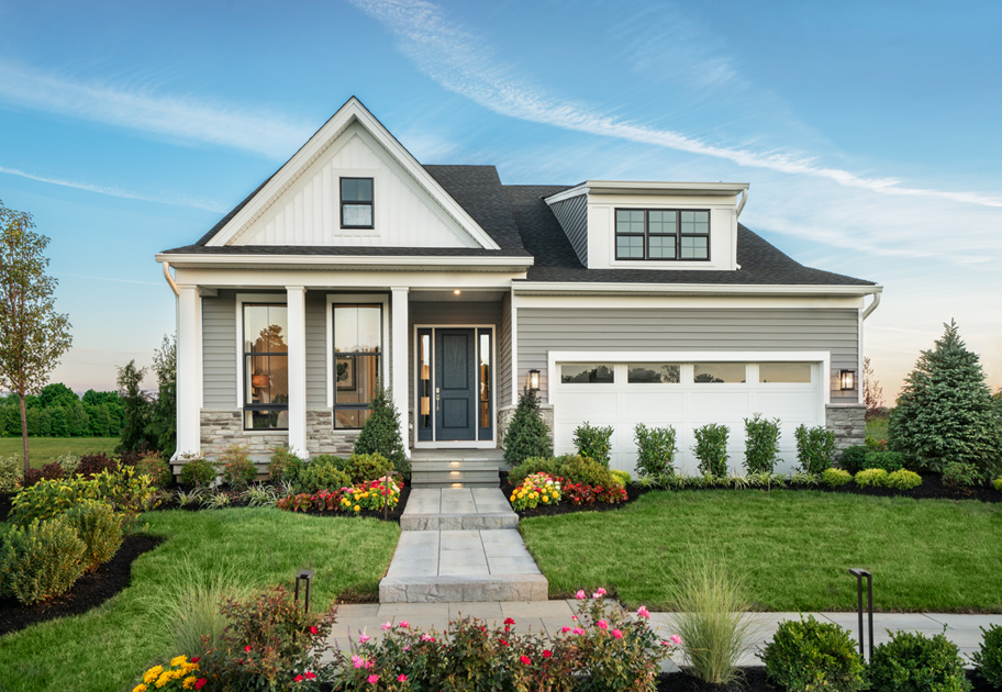 Toll Brothers - Regency at Creekside Meadows - Villas Collection Photo