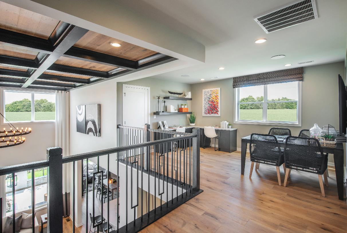 Versatile loft space suited to your needs