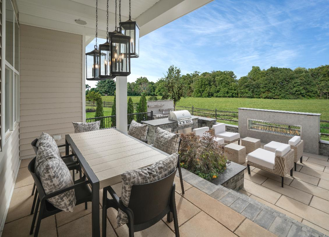 Outdoor living at its finest