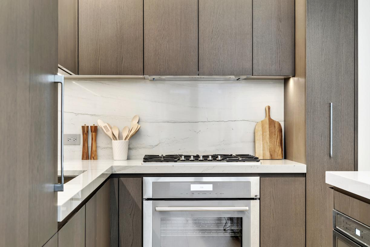 Thermador and Bosch appliances