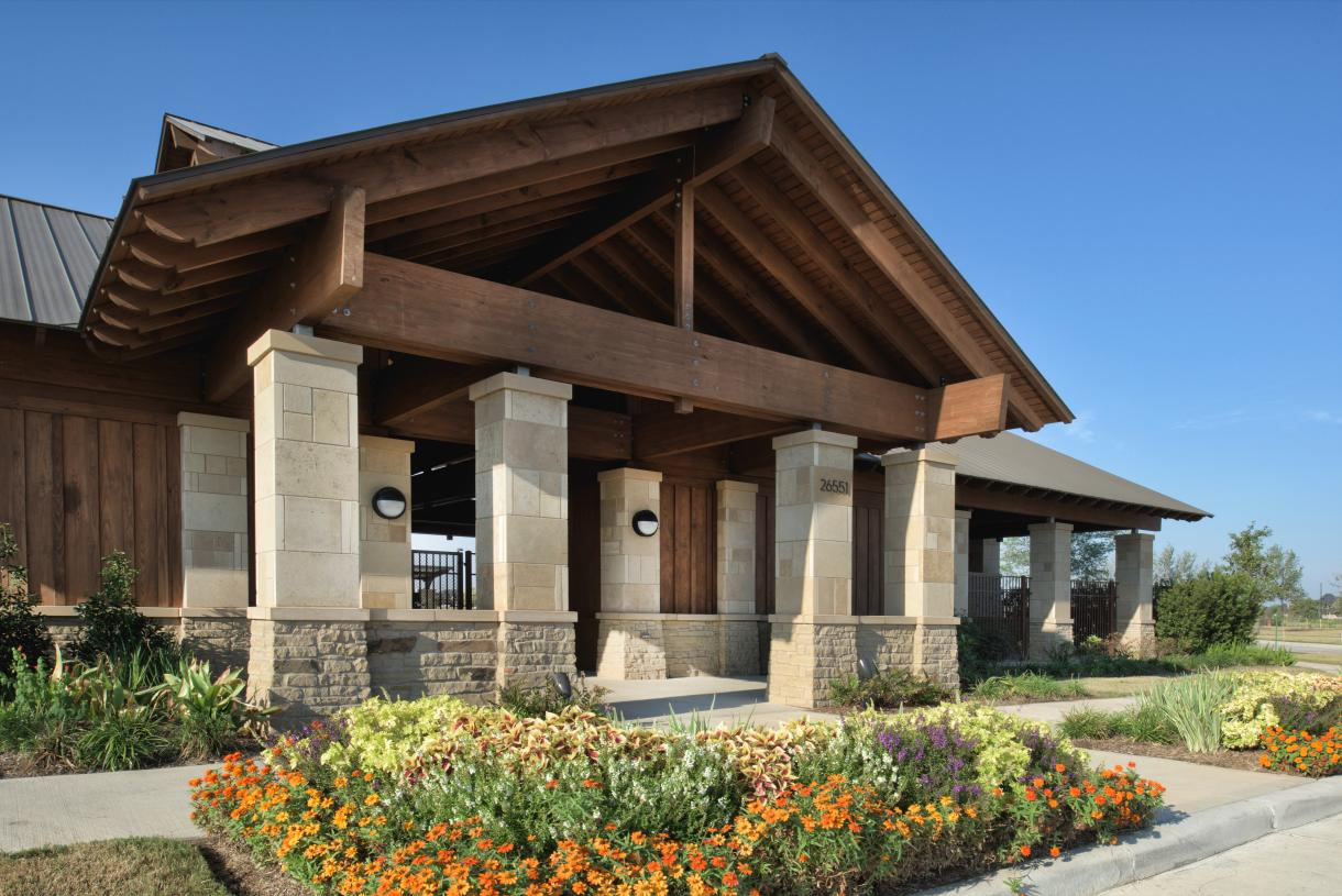 The Reserve at Katy Amenity Center will be home to plenty of weekend fun