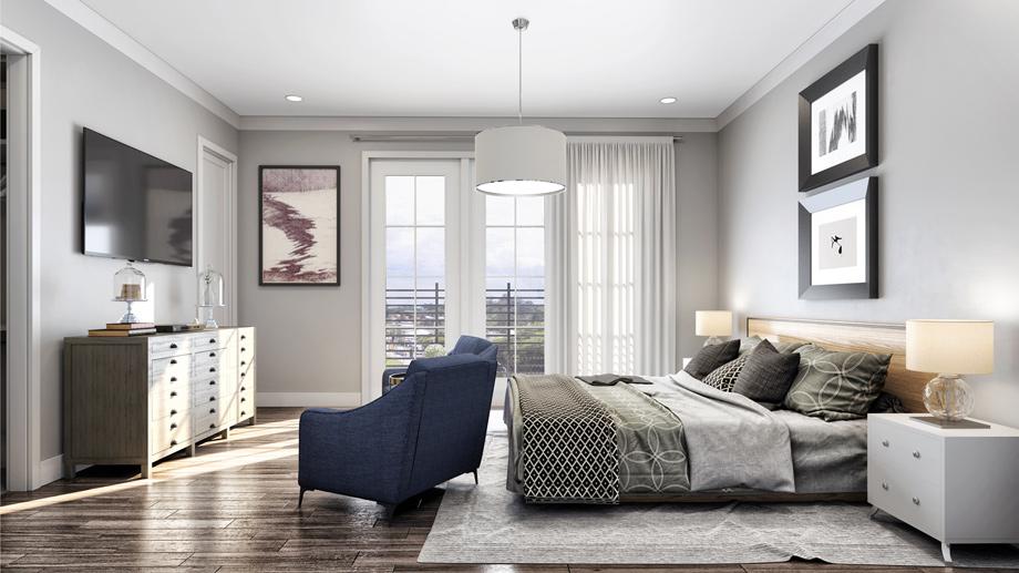Simon Master Bedroom
