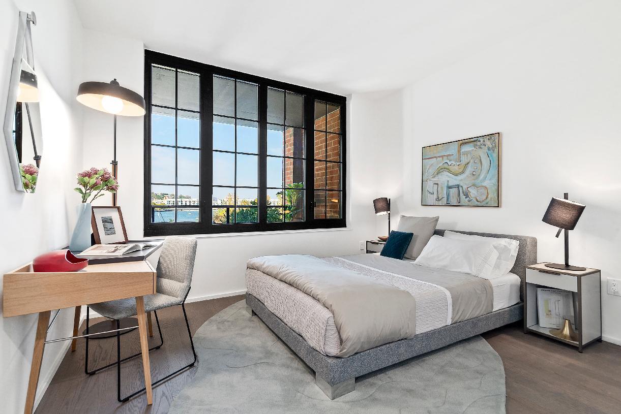H Line bedroom