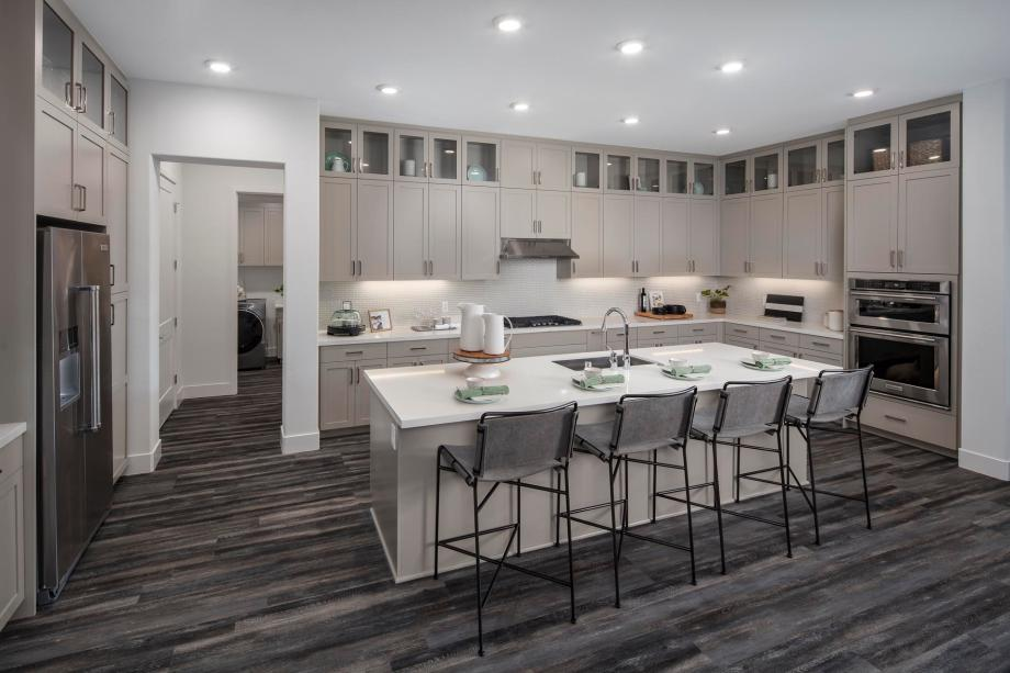 Toll Brothers Norwood Junction at Metro Crossing amazing open floor plan