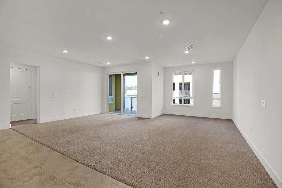 Toll Brothers Chancery Lane at Metro Crossing Residence 53 Great Room