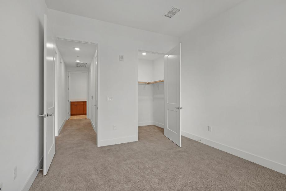 Toll Brothers Chancery Lane at Metro Crossing Residence 53 Secondary Bedroom