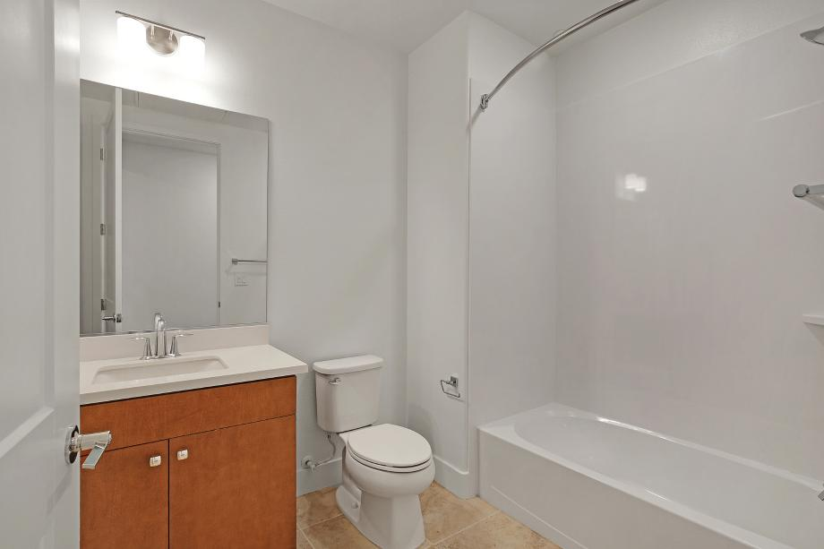 Toll Brothers Chancery Lane at Metro Crossing Residence 53 Secondary Bathroom