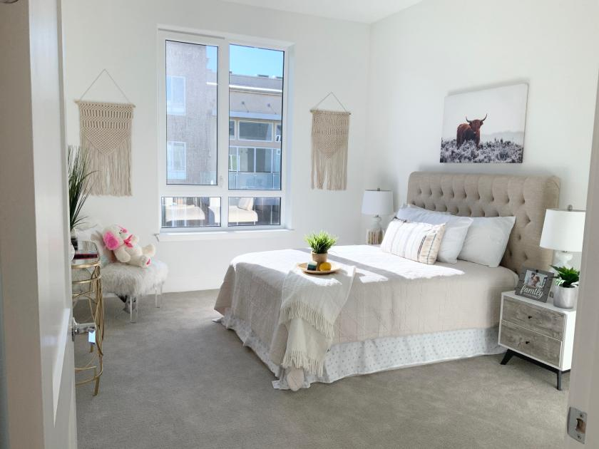 Toll Brothers Chancery Lane at Metro Crossing Large Secondary Bedrooms
