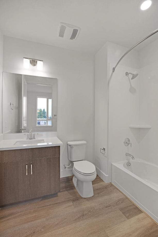 Toll Brothers Chancery Lane at Metro Crossing Residence 57 Bathroom 2