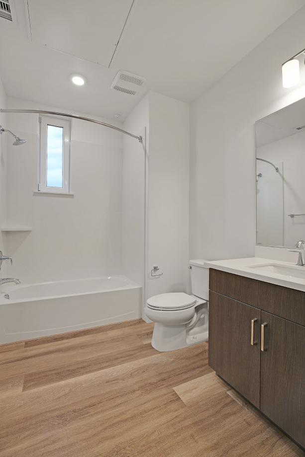 Toll Brothers Chancery Lane at Metro Crossing Residence 57 Bathroom 3
