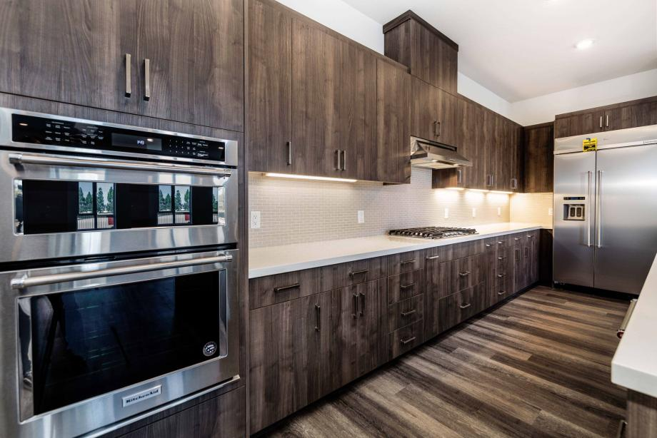 Toll Brothers Chancery Lane at Metro Crossing stainless steel appliances included