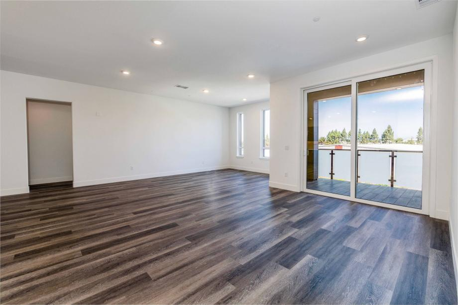 Toll Brothers Chancery Lane at Metro Crossing spacious great room