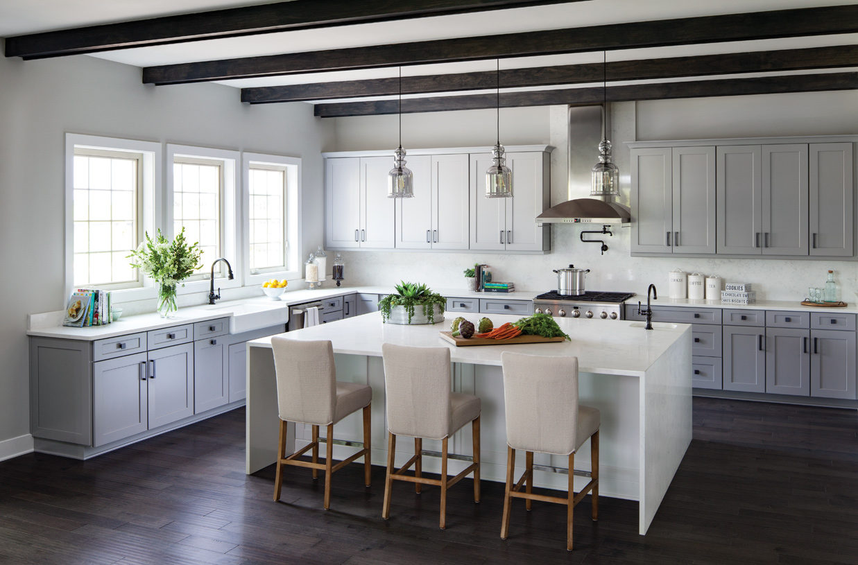Gorgeous Kitchen Renovation In Potomac Maryland: New Homes In Gambrills MD - New Construction Homes