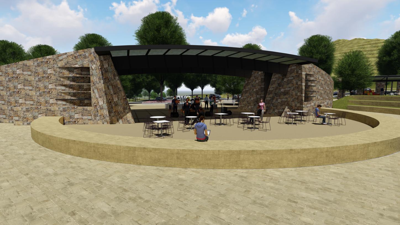 Future Porter Ranch Pavilion