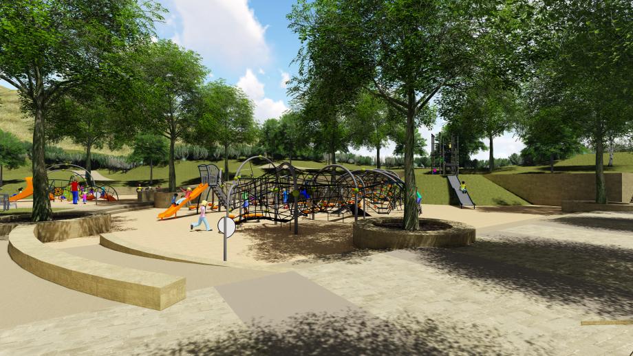 Future Porter Ranch Park