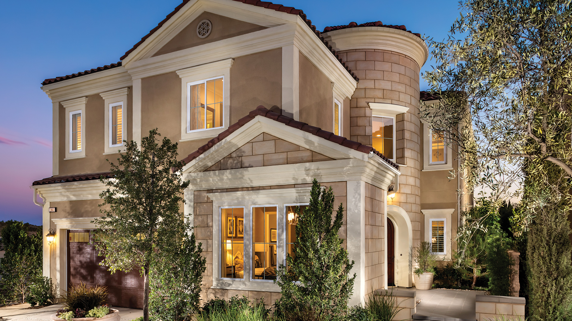 Beautiful elevations and Toll Brothers quality and craftsmanship.