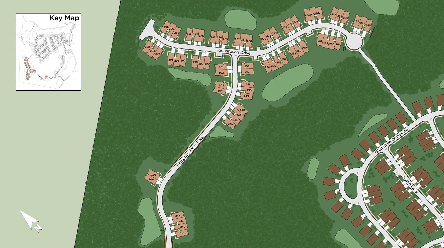 Richardson Drive Site Plan