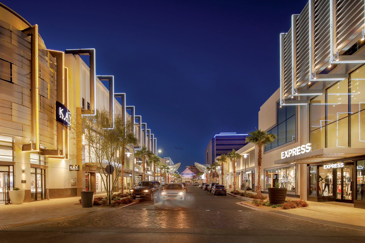 Discover world-class shopping at Downtown Summerlin