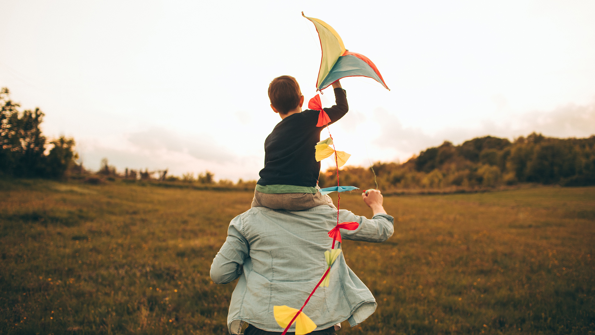Diamond Crest is conveniently located near parks perfect for flying a kite.