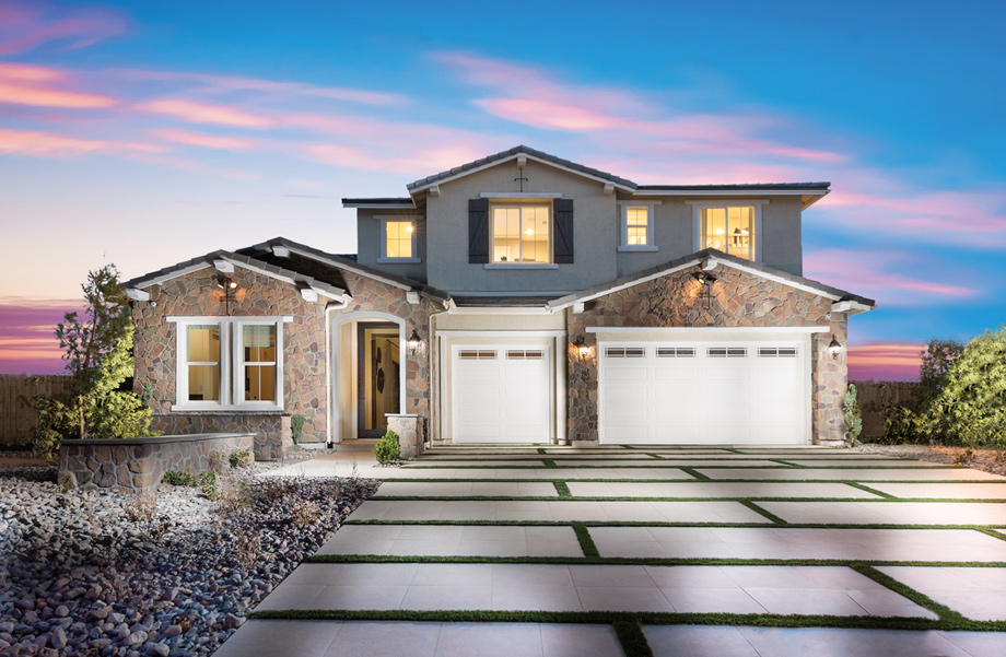 Toll Brothers - Diamond Crest at Bella Vista Ranch Photo