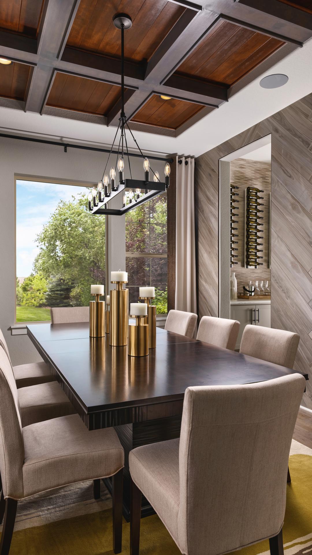 Dillon formal dining room