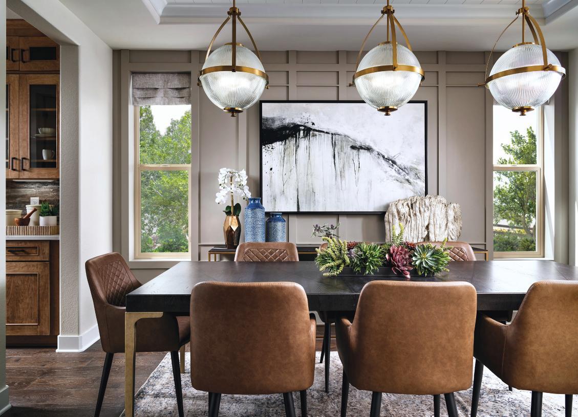Yuma formal dining room