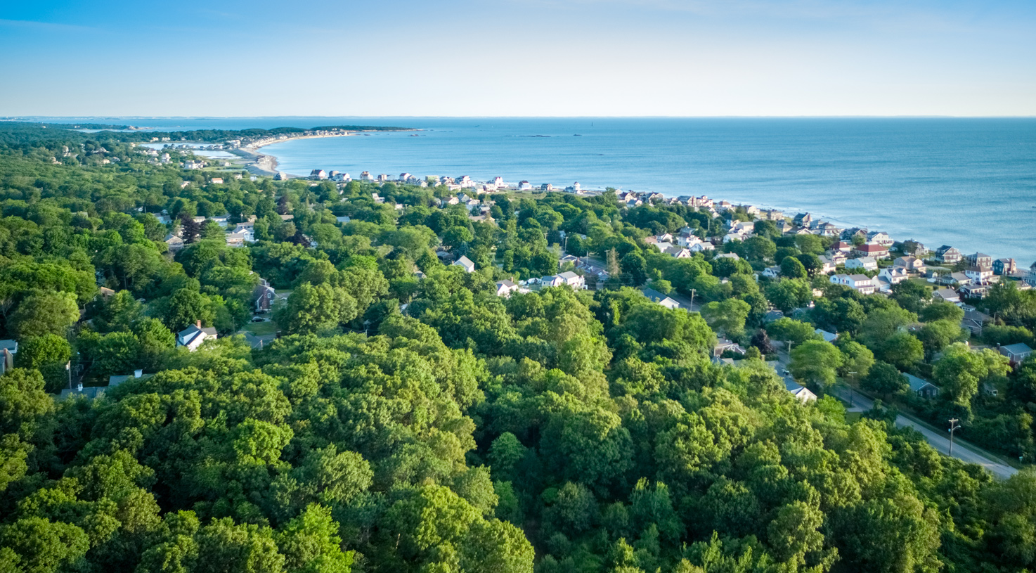 The ocean is at your doorstep - Scituate has five public beaches