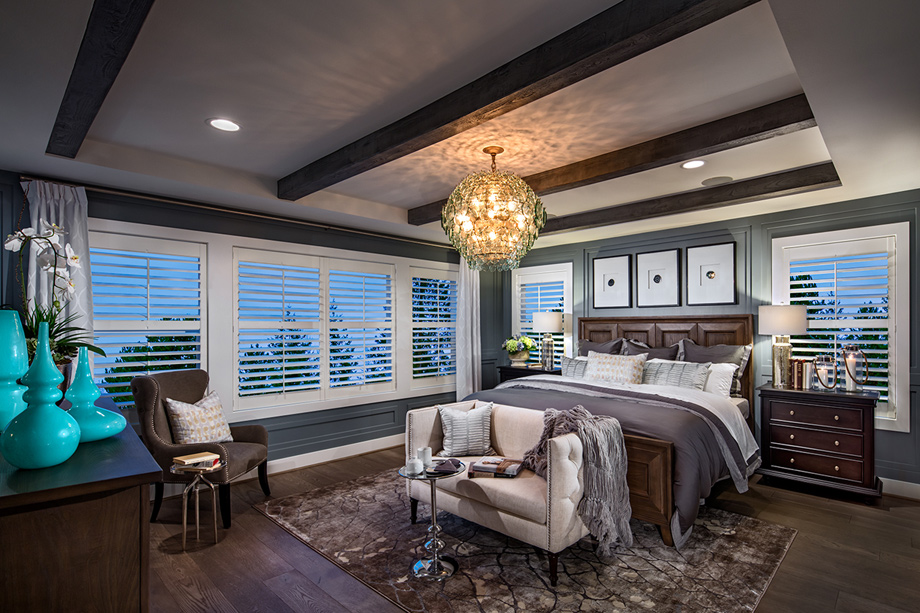 Each Home Offers A Luxurious Master Suite With Walk In Closet