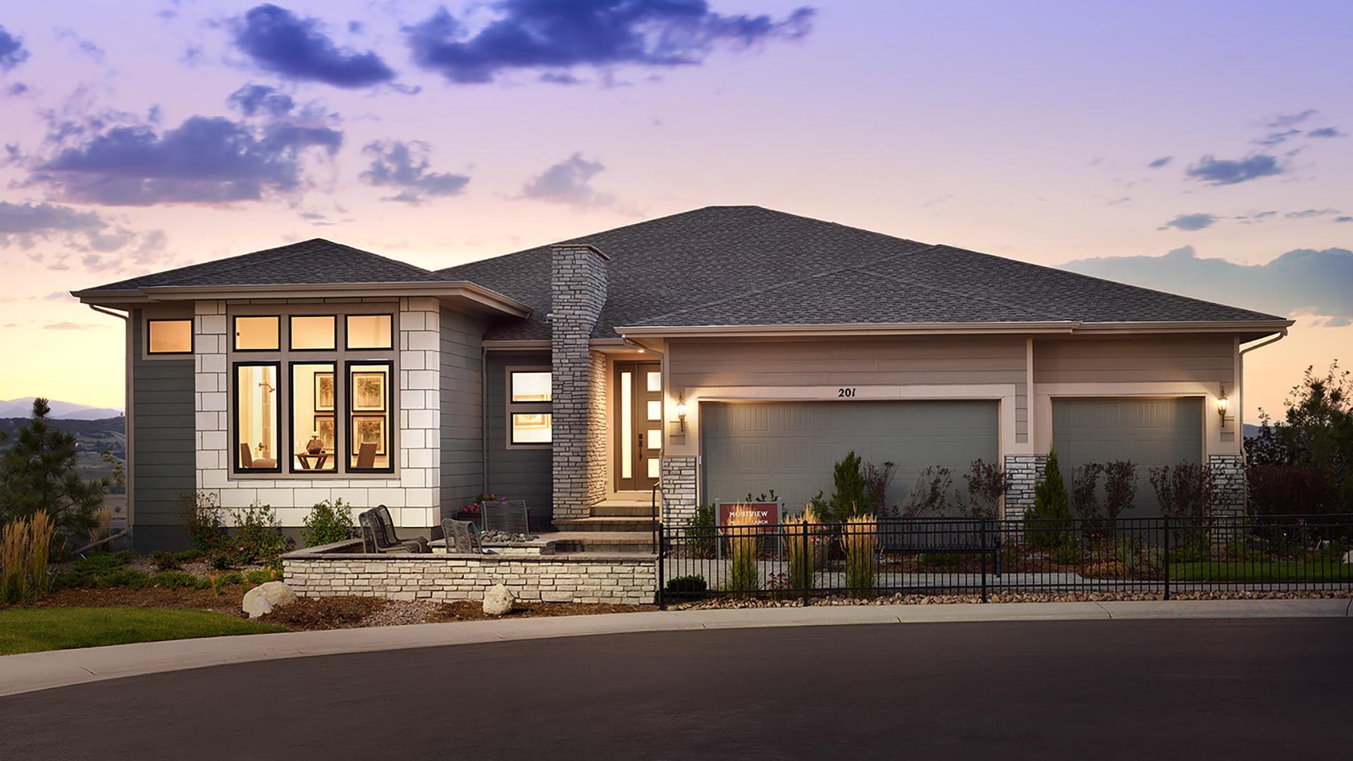 Montview Modern Ranch exterior