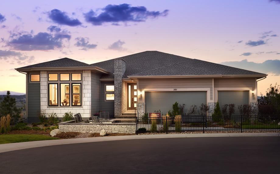 Toll Brothers - Regency at Montaine - Boulder Collection Photo
