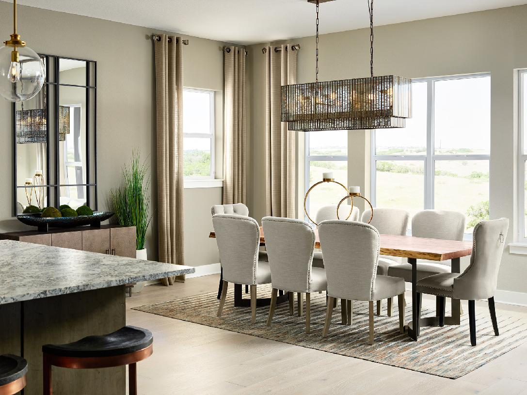 Montview dining room