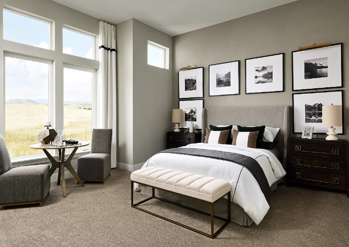 Montview secondary bedroom