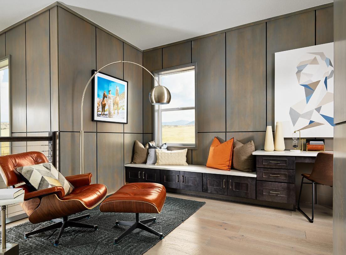 Ogden loft, an ideal study area