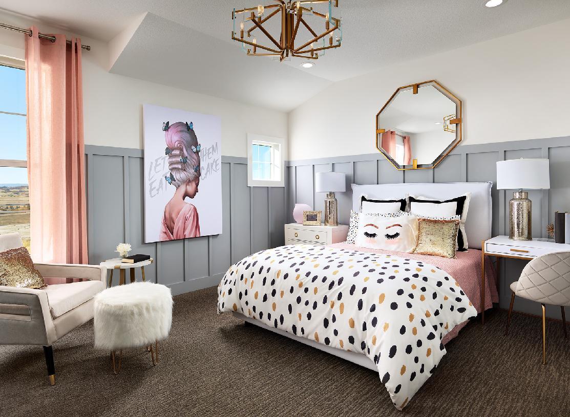 Ogden Secondary Bedroom