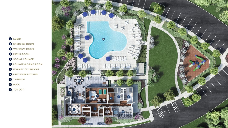 Future Middletown Walk amenities plan