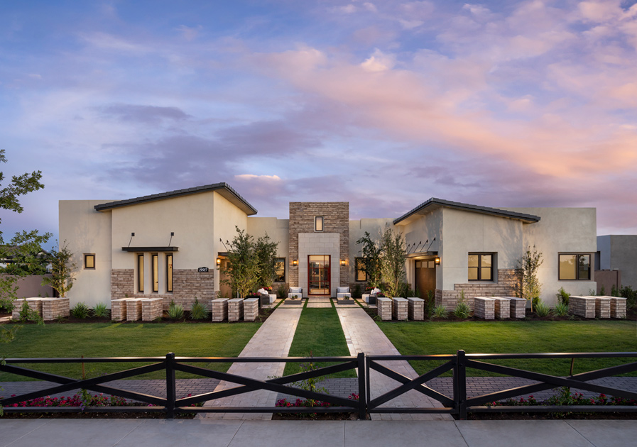 Toll Brothers - Whitewing at Whisper Ranch Photo