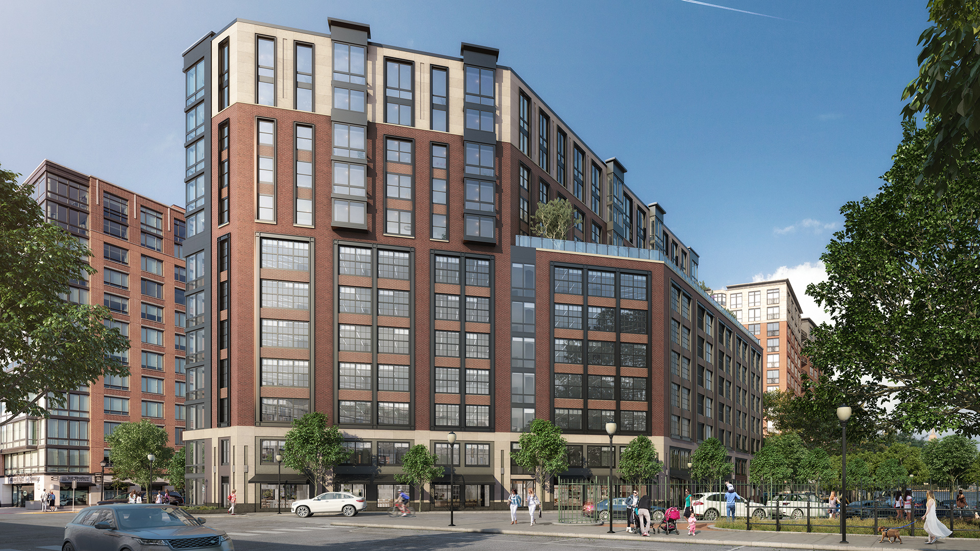 Hoboken Luxury Condos for Sale | 1000 Maxwell Place
