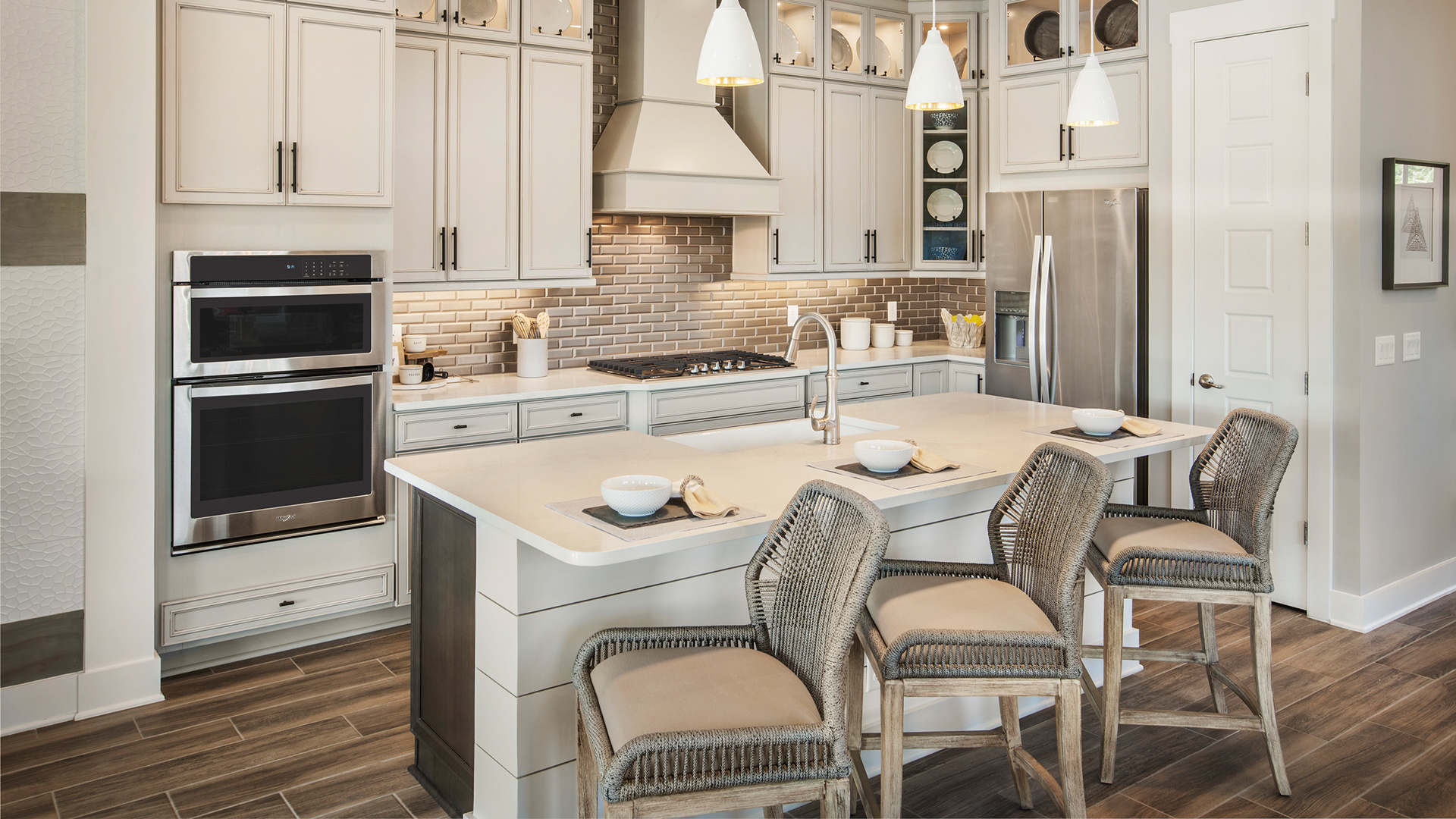 gourmet kitchen designs new luxury homes for in ponte vedra fl toll 1274