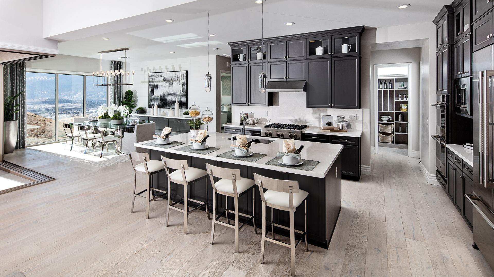 Montrose Elite kitchen and dining room