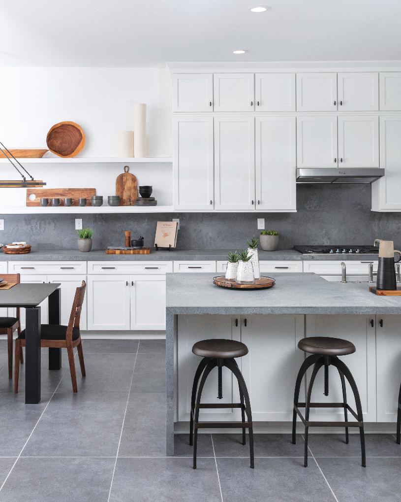 Everest Elite kitchen