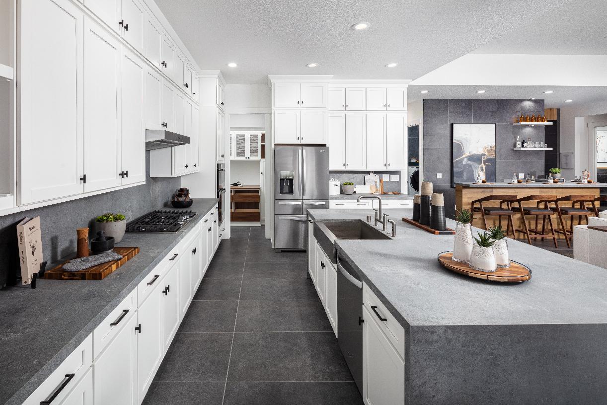 Everest Elite gourmet kitchen