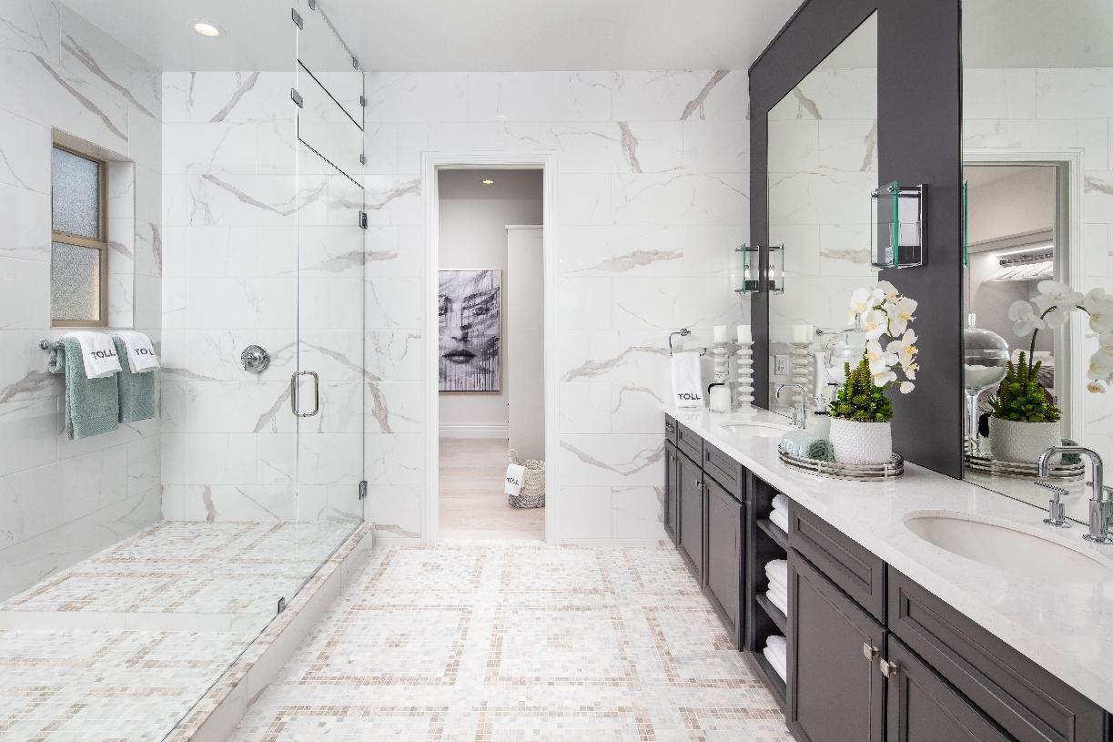 Montrose Elite primary bathroom