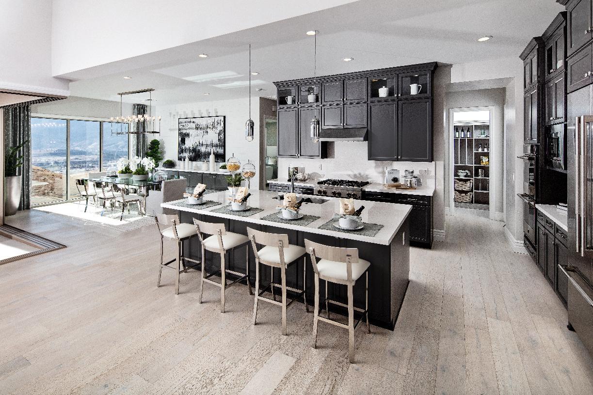 Montrose Elite kitchen and dining room
