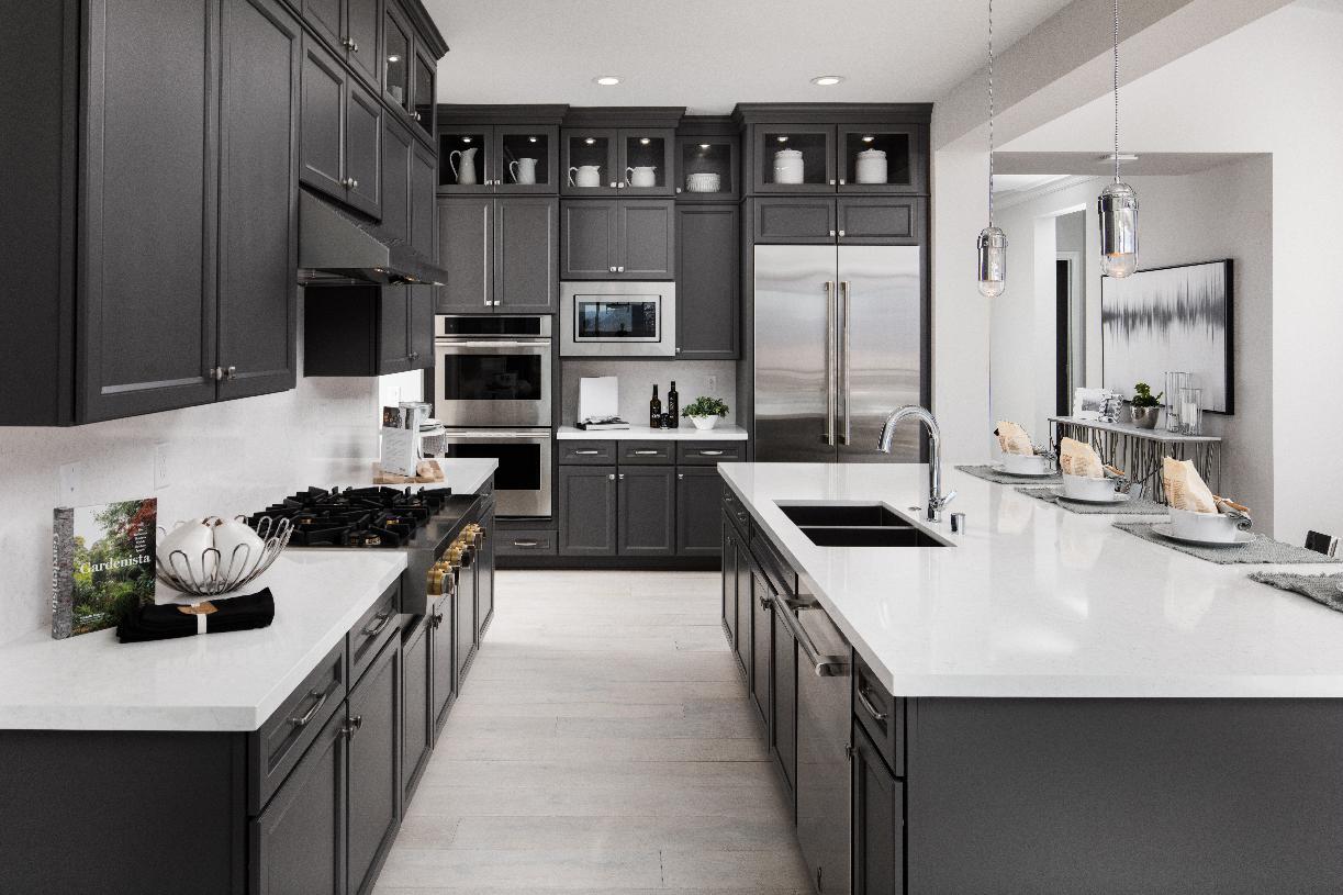 Montrose Elite gourmet kitchen