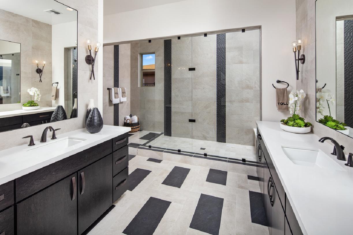 Viewmont primary bathroom