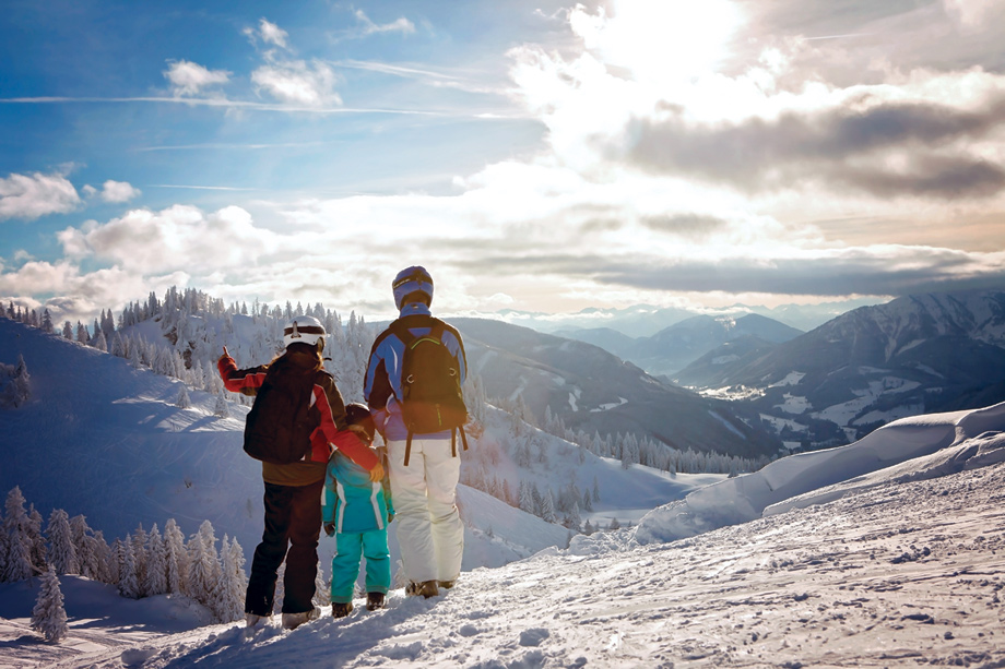 Copper View is located near world-renowned ski resorts