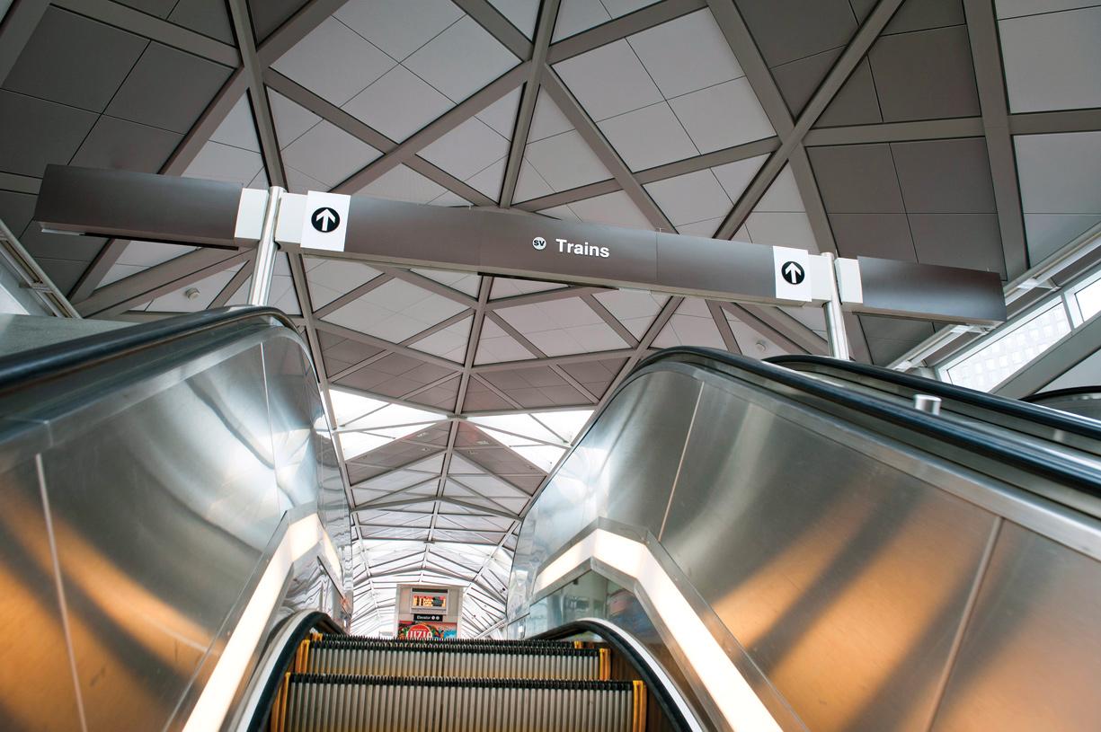 Tysons Corner Metro