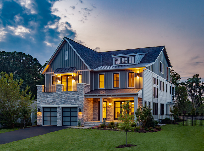 new homes in springfield va new construction homes toll brothers