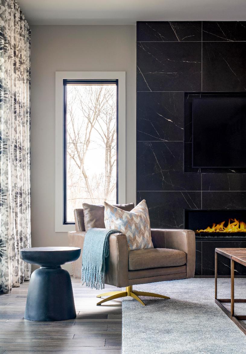 Norton Living Room