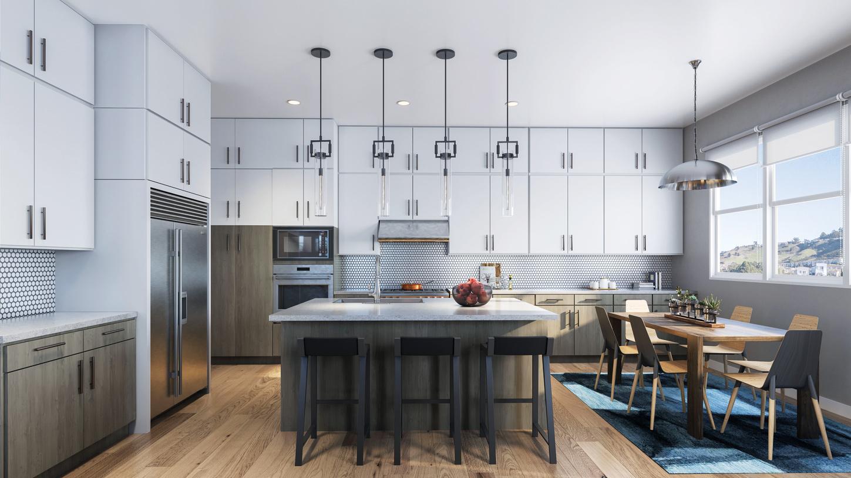 Moderna kitchen